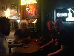 Smokie in Dorock Bar