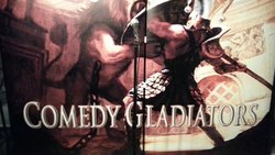 Gladiators Comedy Nights