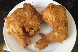 Pantry Fried Chicken
