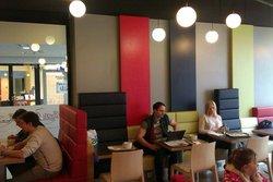 CrossCafe Galerie Dvorak