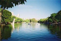 Lago das Rosas