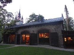 Restaurant Mustion Linna - Svarta Slott - Mustio Manor