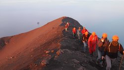 Il Vulcano a Piedi - Ufficio Escursioni Stromboli