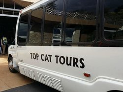 ‪Top Cat Wine Tours and Charters‬