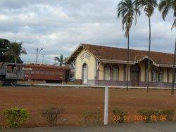 Sete Lagoas Railroad Museum