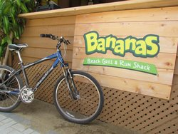 Bananas Beach Grill & Rum Shack