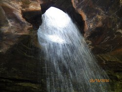 Glory Hole Trail and Waterfall