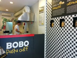 BOBO pasta chef