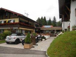 Ruhig gelegenes gemütliches Alpenhotel
