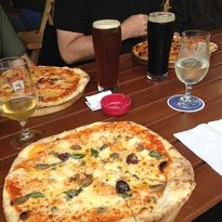 The Taproom Farmhouse Beers and WoodFired Pizzas