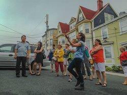 St. John's Culture Tours