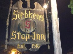 ‪Siebkens Resort & Tavern: The Stop-Inn Tavern‬