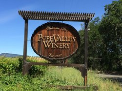 ‪Pope Valley Winery‬