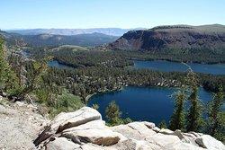 Crystal Lake trail