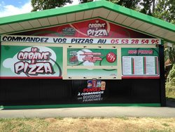 La Cabane a Pizza