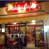 Bar Habana Cafe