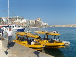 Malta Water Taxis Tours
