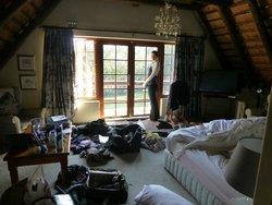 Honeymoon Suite...