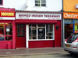 Ahmed Indian Takeaway