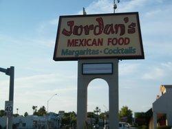 Jordans Mexican Food