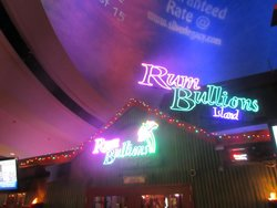 Rum Bullions Island Bar