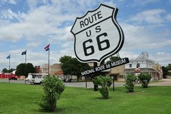‪National Route 66 Museum‬