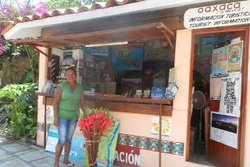 Gina in Puerto Escondido Tours