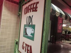 Sips Coffee and Tea