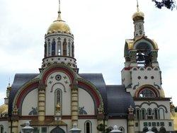 Svyatogo Ravnoapostolnogo Knyazya Vladimira Temple