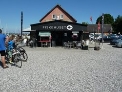 Cafe Norsminde Fiskehus