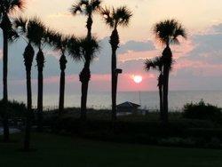 Sunrise in paradise.... Ritz Carlton, Fernandina, FL