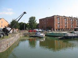 Bridgwater Docks Canalside
