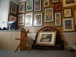 The Three Fishes Gallery & Framing