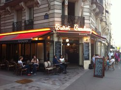 Le Bistrot Beaubourg