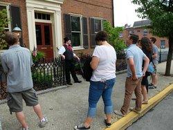 Dr. Coleman's Lexington History Walks