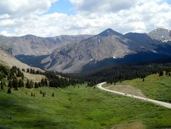 Cottonwood Pass