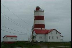 Pointe des Monts Lighthouse