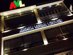 Ahimsa Vegan Lounge