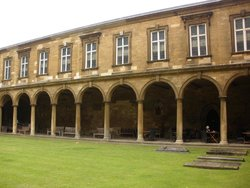 Cloister Refectory