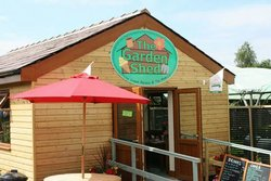 The Garden Shed Ice Cream Parlour and Tea Shop