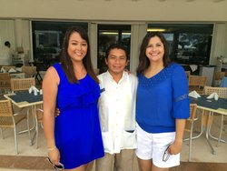 Girls with Jose