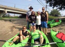 River Guide Kayaks