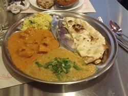 Restaurant Bombay Choupati