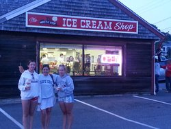 Whistle Stop Ice Cream