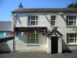 Crown and Thistle