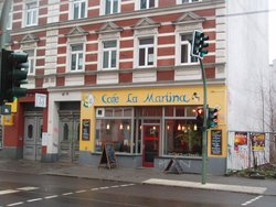 Cafe la Martina