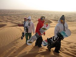 Explore Sahara Tours