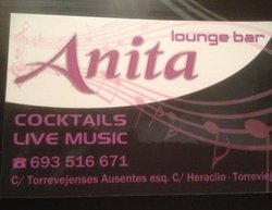 ‪Anita Lounge Bar‬