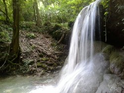 Bucamante Waterfalls