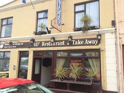 4 D's Restaurant & Takeaway